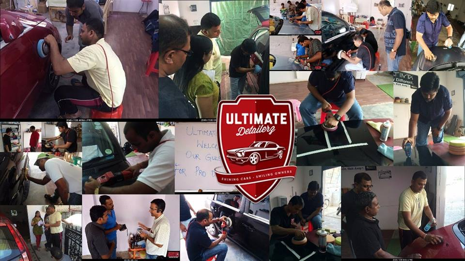 CarPro Certification and Training exclusively by Ultimatedetailerz Bangalore
